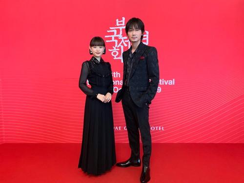 綾野剛、杉咲花『楽園』釜山国際映画祭