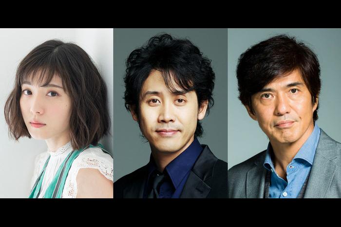 大泉洋を主演に据え、吉田大八監督が「騙し絵の牙」映画化 コメント到着!
