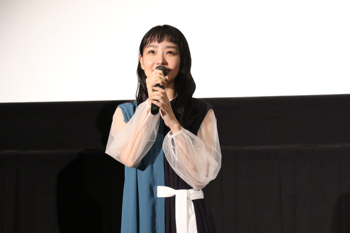 奈緒が村上淳に迫る!「わたしの演技どうでしたか?」映画『ハルカの陶』舞台挨拶