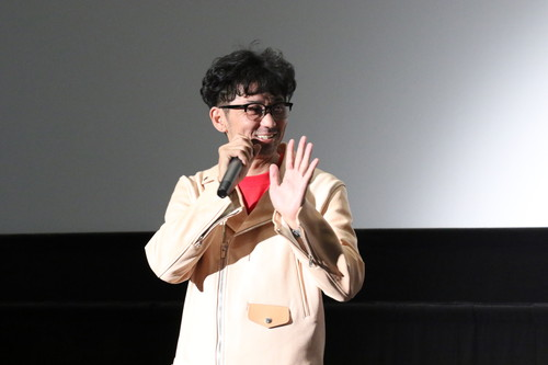 村上淳イオンシネマ岡山『ハルカの陶』舞台挨拶