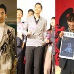 LDH EXILE AKIRA、NAOTO、小林直己、其々3か国で開催された国際映画祭に参加!