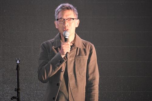 矢口史靖監督 日比谷シネフェス