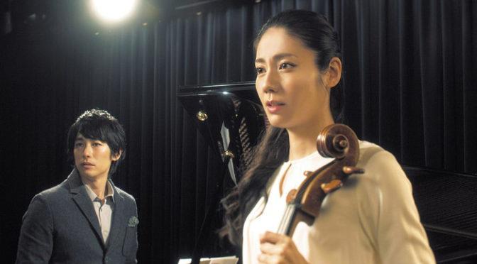 ピアニストのタカヤ(ディーン・フジオカ)のシーンから始まる映画『エンジェルサイン』冒頭約4分の本編映像公開!