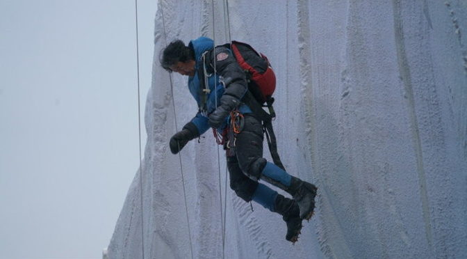 『オーバー・エベレスト 陰謀の氷壁』メイキング