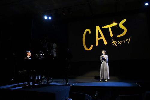 『キャッツ』日本語吹替え版制作発表会