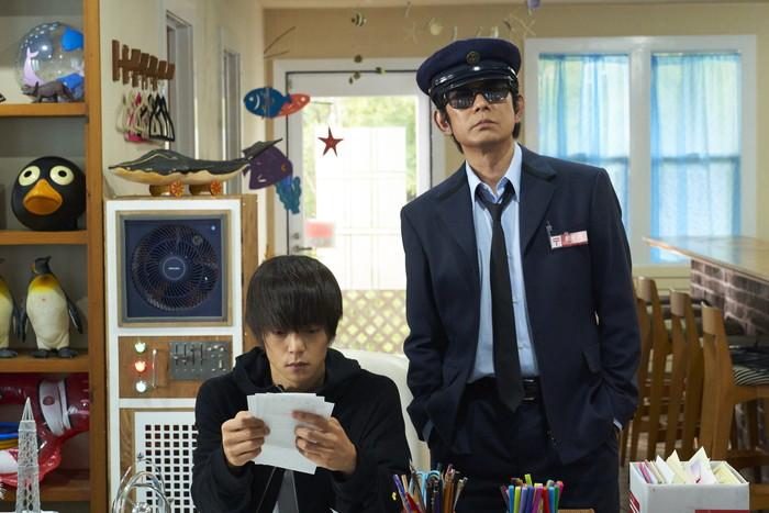 永瀬正敏 窪田正孝 小西桜子 映画『ファンシー』場面写真 解禁
