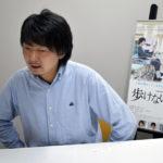 映画『歩けない僕らは』 佐藤快磨監督オフィシャルインタビュー到着