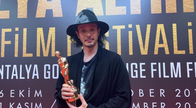 オダギリ ジョー監督『ある船頭の話』アンタルヤ映画祭 最優秀作品賞受賞