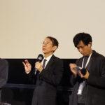 周防正行監督 映画『カツベン!』台北金馬映画祭出席!!