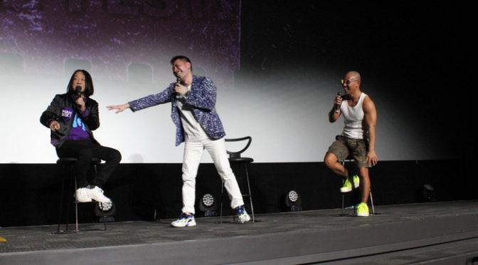 永野ら登壇!『MANRIKI』巨大スクリーンで上映!!山形国際ムービーフェスティバルにて