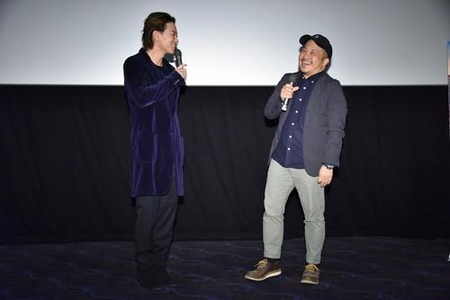 1117『ひとよ』にて白石和彌監督・佐藤健ティーチイン