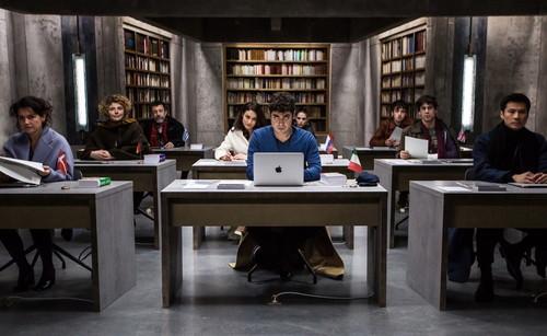 9人の翻訳家 囚われたベストセラー『Les traducteurs』英題:『The Translators』