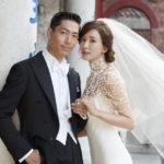 EXILE AKIRA、リン・チーリン夫妻 台湾・台南で挙式、結婚披露宴 3000人超え市民が祝福