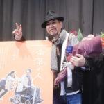 香港の名優、アンソニー・ウォン来日記念『淪落の人』舞台挨拶