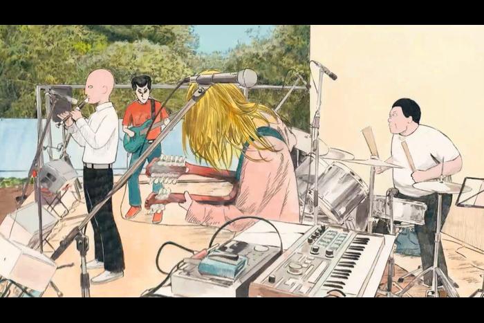 Bose、斎藤工、峯田和伸 他応援コメント アニメーション映画『音楽』へ第2弾到着!