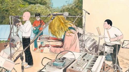 アニメーション映画「音楽」