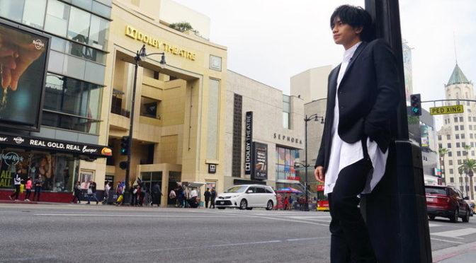中島健人 アカデミー賞授賞式への期待が高まる現地取材時のスペシャルコメント動画公開へ