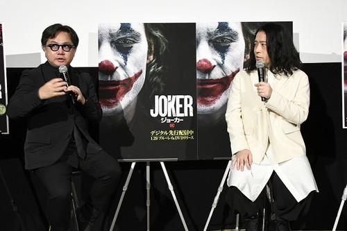 ピース又吉 『ジョーカー』リリース記念イベント