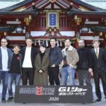映画『G.I.ジョー:漆黒のスネークアイズ』日本撮影決定製作発表会&御祈祷
