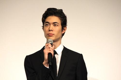 宮沢氷魚 映画『his』0125公開記念舞台挨拶