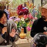 映画『mellow』今泉力哉監督「小さい頃、花屋になりたかった頃がある」今泉力哉監督 x 香内斉スペシャルトークイベントで