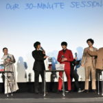 新田真剣佑・北村匠海 W主演映画『サヨナラまでの30分』公開記念舞台挨拶