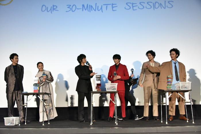 「サヨナラまでの30分」公開記念舞台挨拶