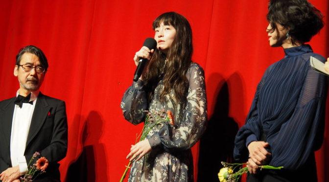 諏訪敦彦監督、モトーラ世理奈、渡辺真起子 第70回ベルリン国際映画祭で『風の電話』ティーチイン