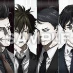 『PSYCHO-PASS サイコパス 3 FIRST INSPECTOR』2週間限定ロードショー決定!
