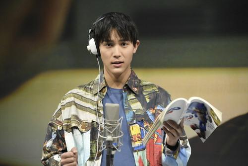 中川大志『ソニック・ザ・ムービー』公開アフレコイベント