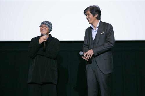 佐藤浩市、火野正平  『Fukushima 50』