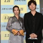 宇垣美里「セクハラは醜悪」古市憲寿と語った!『スキャンダル』公開記念イベント