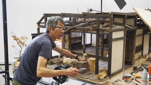 映画『劇場版ごん- GON, THE LITTLE FOX -』八代健志さん写真