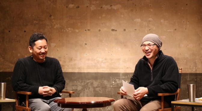 『AI 崩壊』監督の入江悠が「活弁シネマ倶楽部」日本での大作映画を撮ることについて語った
