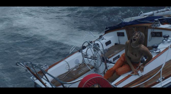 浸水した船内に取り残された!『アドリフト 41日間の漂流』本編冒頭映像解禁