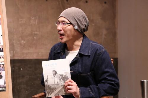 森直人『三島由紀夫vs東大全共闘 50年目の真実』活弁シネマ倶楽部