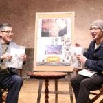 どう三島は生きたのか!にフォーカス!豊島圭介監督が『三島由紀夫vs東大全共闘』を活弁シネマ倶楽部で語った。