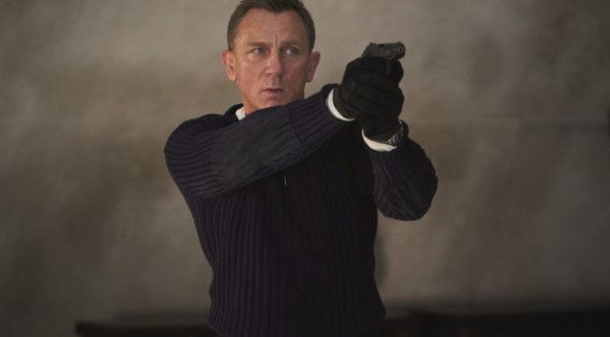 『007/ノー・タイム・トゥ・ダイ』全世界公開延期のお知らせ