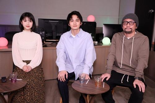 HELLO WORLDビジュアルコメンタリー 北村匠海、浜辺美波、伊藤智彦監督