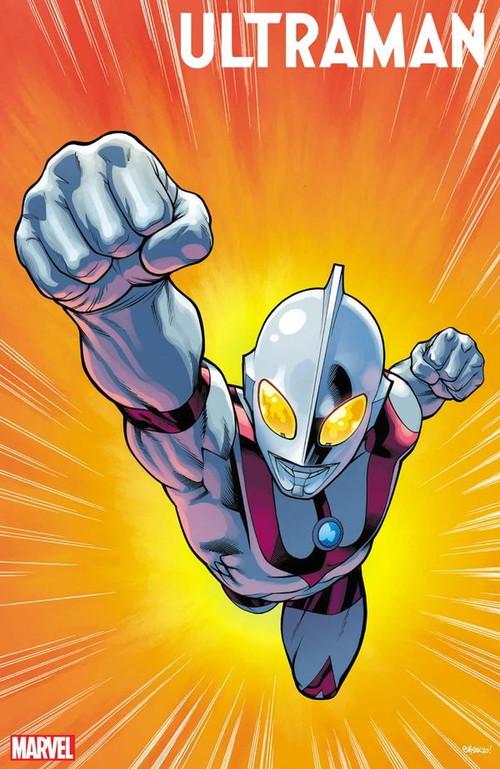ultraman-ウルトラマンのマーベル・コミックス
