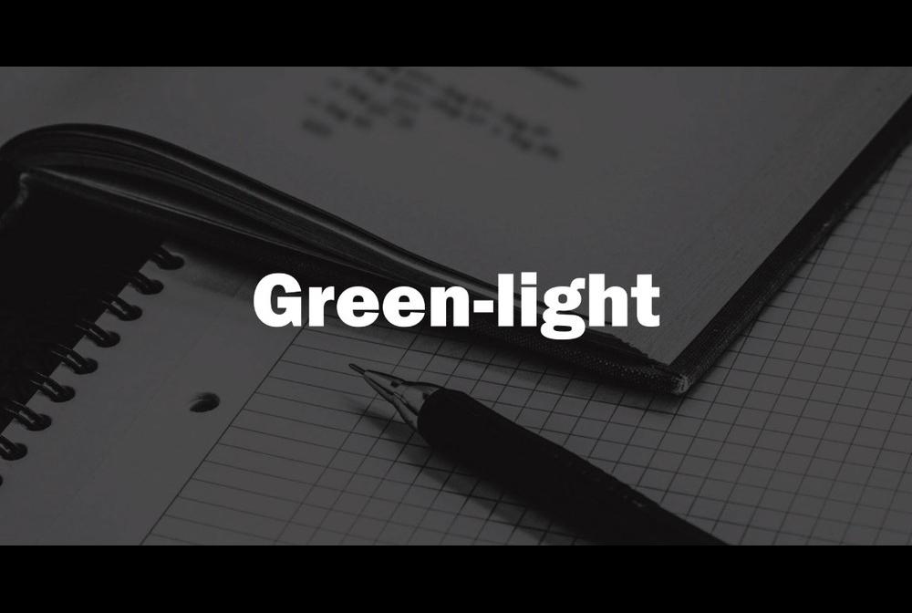 Green-light(グリーンライト)