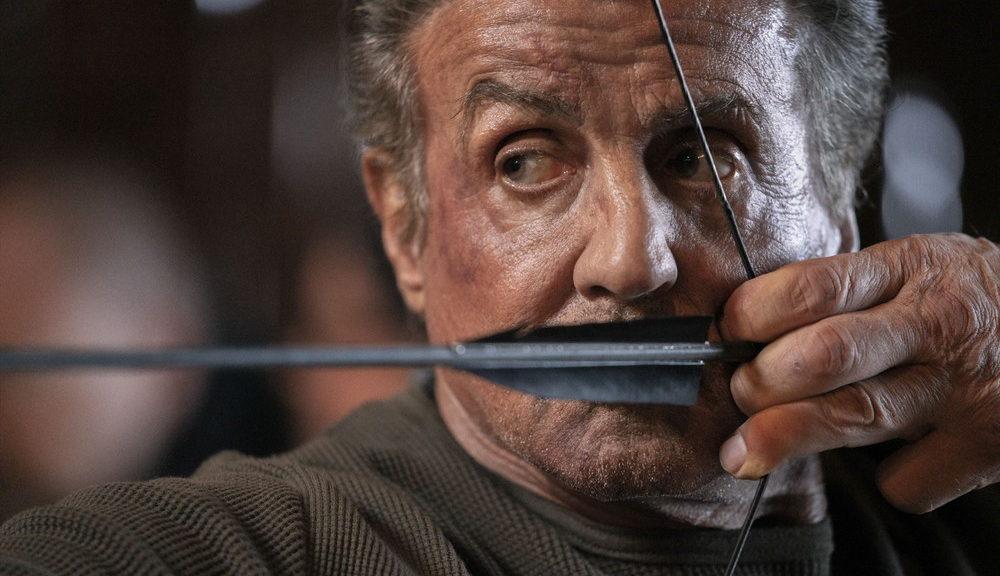 Sylvester Stallone stars as 'John Rambo' in RAMBO: LAST BLOOD. Phot Credit: Yana Blajeva.