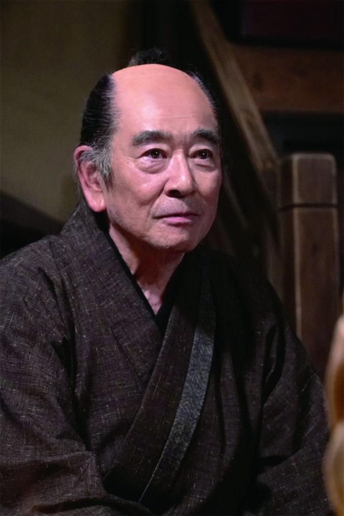 石坂浩二 登場『みをつくし料理帖』