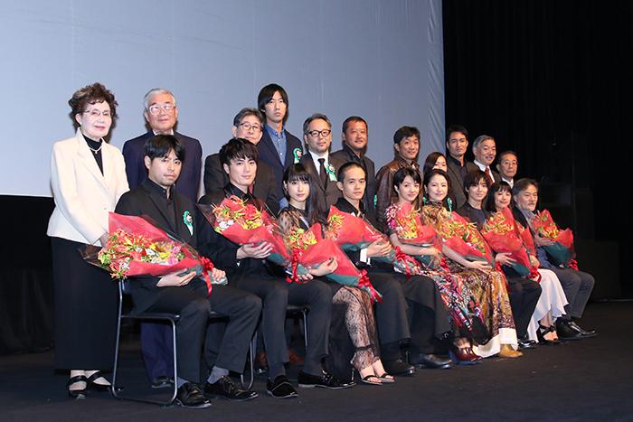 第9回TAMA映画賞授賞式