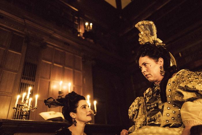 ゴールデングローブ賞主演女優賞受賞!『女王陛下のお気に入り』でオリヴィア・コールマンが!