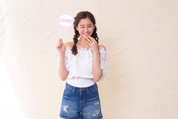 """新木優子が""""トリコ""""させるモテコーデファッションカット公開!「あのコの、トリコ。」"""