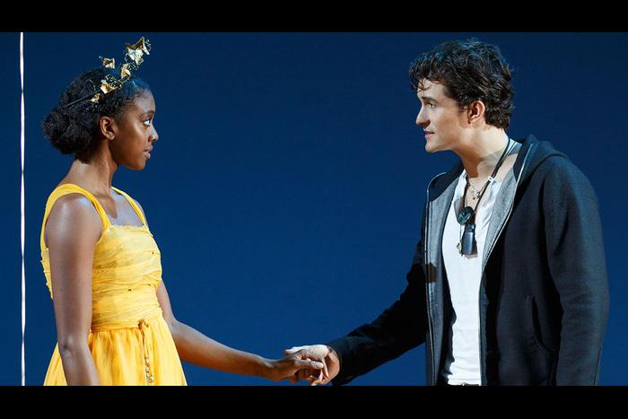 松竹ブロードウェイシネマ第二弾はオーランド・ブルーム主演「ロミオとジュリエット」