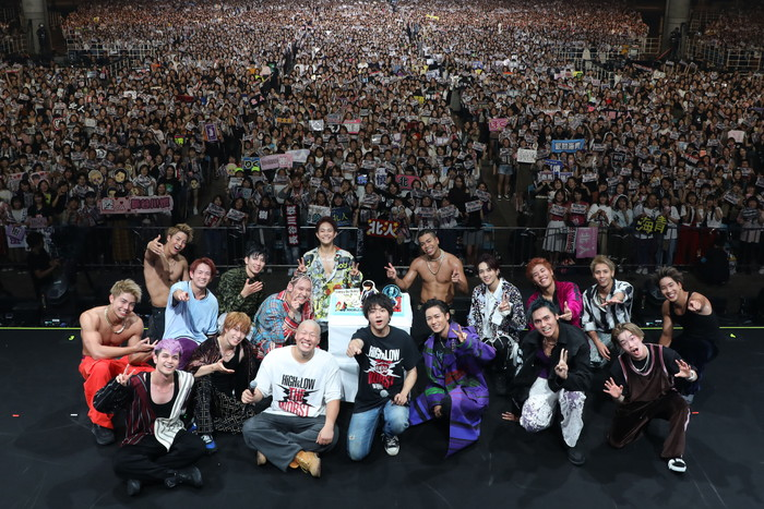 【HiGH&LOW THE WORST】VS【THE RAMPAGE from EXILE TRIBE】