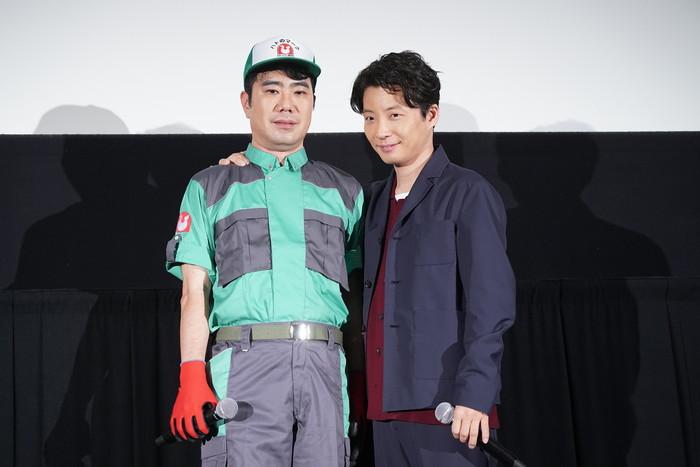 星野源・藤井隆『引っ越し大名!』大ヒット記念 (1)