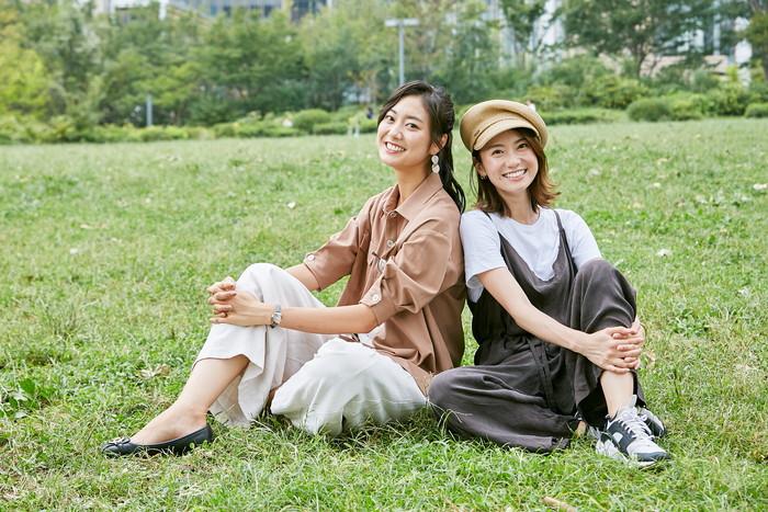 鉢嶺杏奈×尾花貴絵W主演「マイライフ、ママライフ」